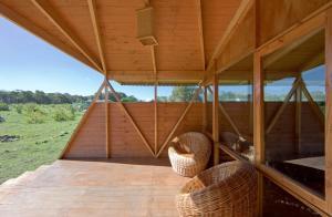 Morerava Eco Lodge, Chaty  Hanga Roa - big - 5