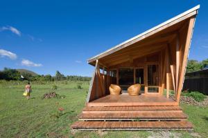 Morerava Eco Lodge, Chaty  Hanga Roa - big - 1