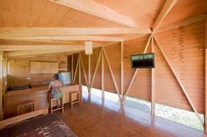 Morerava Eco Lodge, Chaty  Hanga Roa - big - 3