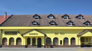 Albergues - Penzion Anareta