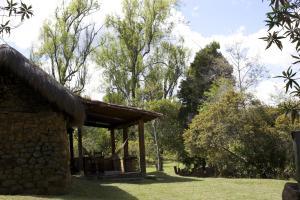 Hotel Ráquira Silvestre Lodge, Chaty v prírode  Tinjacá - big - 12
