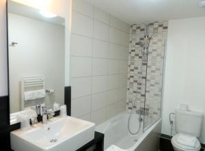 Odalys City Colmar La Rose d'Argent, Apartmánové hotely  Colmar - big - 10