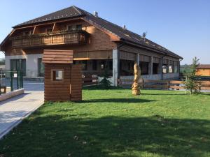 Rybárska bašta a penzión Dobys - Bánovce nad Bebravou