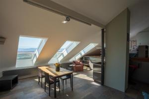 Apartment Murtensee und Alpen, Apartments  Bellerive - big - 5