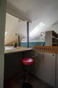 Apartment Murtensee und Alpen, Apartments  Bellerive - big - 6
