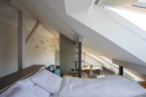 Apartment Murtensee und Alpen, Apartmány  Bellerive - big - 1