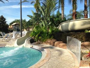Orlando Villa, Ferienhäuser  Davenport - big - 8