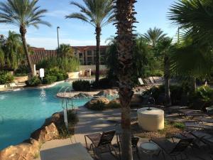 Orlando Villa, Ferienhäuser  Davenport - big - 13