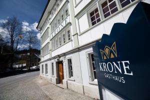 Gasthaus Krone Speicher Boutique-Hotel - Bühler