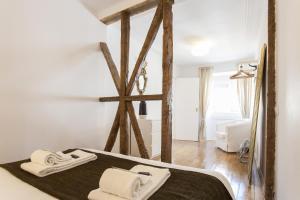Travel and Tales Príncipe Real Apartments, Apartmanok  Lisszabon - big - 14