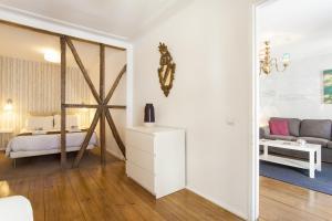 Travel and Tales Príncipe Real Apartments, Apartmanok  Lisszabon - big - 15