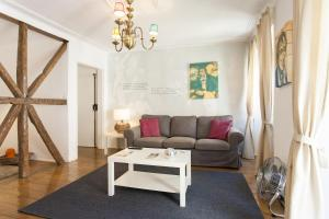 Travel and Tales Príncipe Real Apartments, Apartmanok  Lisszabon - big - 13