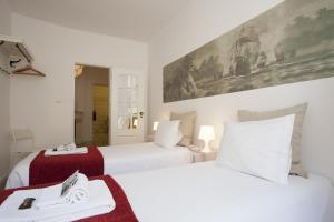 Travel and Tales Príncipe Real Apartments, Ferienwohnungen  Lissabon - big - 37