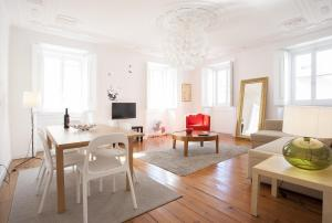 Travel and Tales Príncipe Real Apartments, Apartmanok  Lisszabon - big - 7