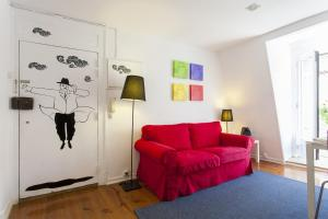 Travel and Tales Príncipe Real Apartments, Ferienwohnungen  Lissabon - big - 44