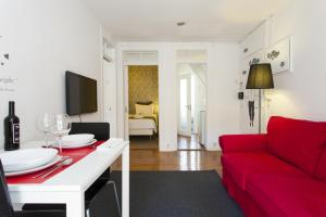 Travel and Tales Príncipe Real Apartments, Ferienwohnungen  Lissabon - big - 80