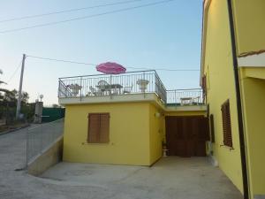 Il Terrazzo Delle Rondini, Отели типа «постель и завтрак»  Lapedona - big - 22