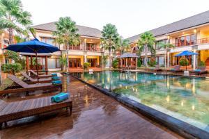 Vidi Boutique Hotel, Hotels  Jimbaran - big - 46