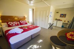 Manuia Beach Resort, Rezorty  Rarotonga - big - 46