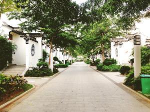 Golden Tiandi Holiday Apartment Bao'an Jiangnan City, Appartamenti  Haikou - big - 1