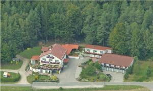 Landhotel Waldesruh - Döbersing