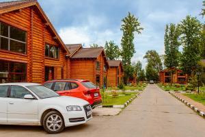 Cottage Hotel Stepanovo - Khrabrovo