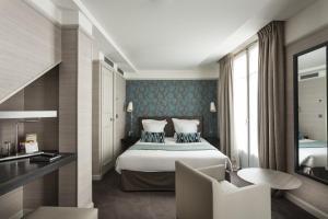 Hôtel Duo, Hotely  Paříž - big - 13