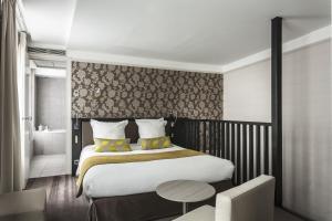 Hôtel Duo, Hotely  Paříž - big - 10