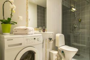 Pikk 49 Old Town Residence, Апартаменты/квартиры  Таллин - big - 18