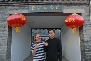 Beijing Badaling Great Wall Cao's Courtyard Hostel, Kúriák  Jencsing - big - 48