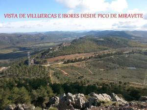 Los Montes, Kúriák  Casas de Miravete - big - 26