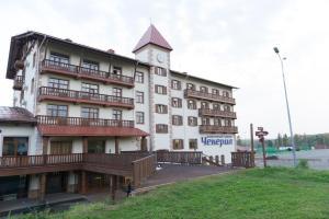 Гостиницы Александрово