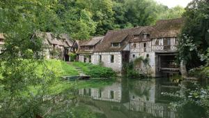 Le Moulin d'Andé - Les Damps