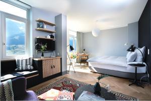 Bellevue Parkhotel & Spa, Hotel  Adelboden - big - 9