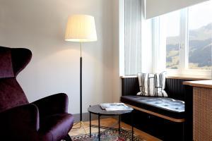 Bellevue Parkhotel & Spa, Hotel  Adelboden - big - 12