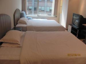 Beijing New World CBD Apartment, Ferienwohnungen  Peking - big - 41