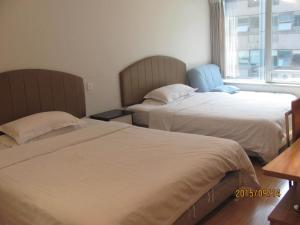 Beijing New World CBD Apartment, Ferienwohnungen  Peking - big - 49