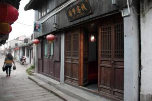 Hostels und Jugendherbergen - Xitang Dream Inn