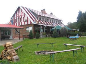 Penzion Zajazd Wiking Wasilków Polsko