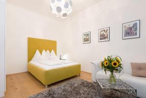 Rafael Kaiser – Budget Design Apartments Vienna, Апартаменты  Вена - big - 74