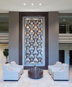 DoubleTree by Hilton Nanuet, Отели  Нанует - big - 11