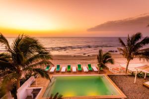 Sunset Mancora, Hotels  Máncora - big - 34