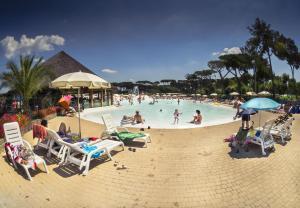 Park Albatros, Holiday parks  San Vincenzo - big - 92