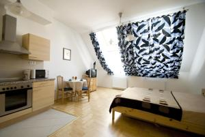 Gozsdu Spacious Apartment