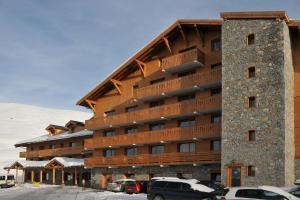 Hotel Vancouver - La Plagne