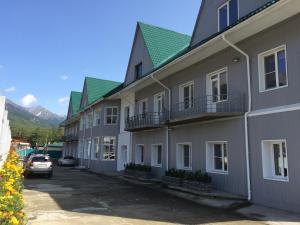 Гостиница Иркут, Аршан