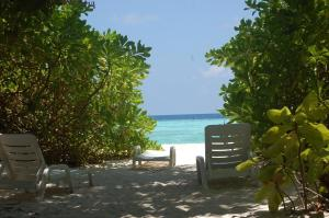 Vaali Beach Lodge Maldives, Гостевые дома  Фелидху - big - 53