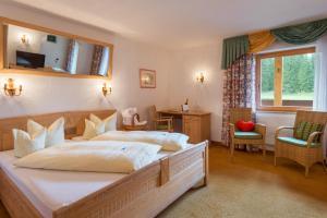 Hotel Hubertushof - Ihr Hotel mit Herz, Hotely  Leutasch - big - 4