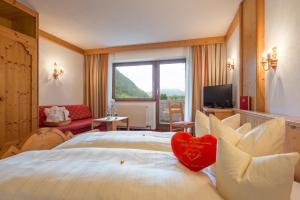 Hotel Hubertushof - Ihr Hotel mit Herz, Hotely  Leutasch - big - 5