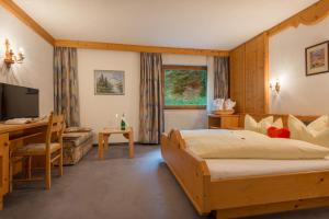 Hotel Hubertushof - Ihr Hotel mit Herz, Hotely  Leutasch - big - 7